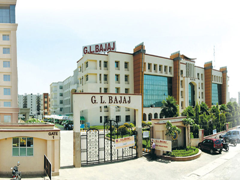 G L Bajaj Institute of Technology and ManagementTo get Admission MBA PGDM Universities