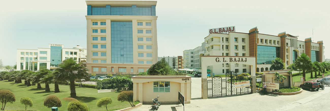 G. L. BAJAJ INSTITUTE OF TECH & MNGT MBA PGDM Colleges in Ahmedabad